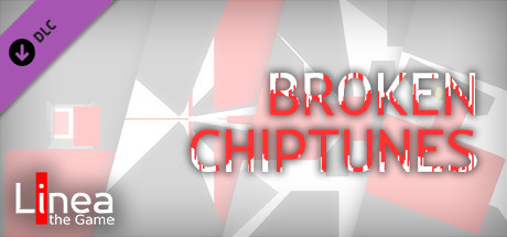 Linea, the Game - Broken Chiptunes cover art