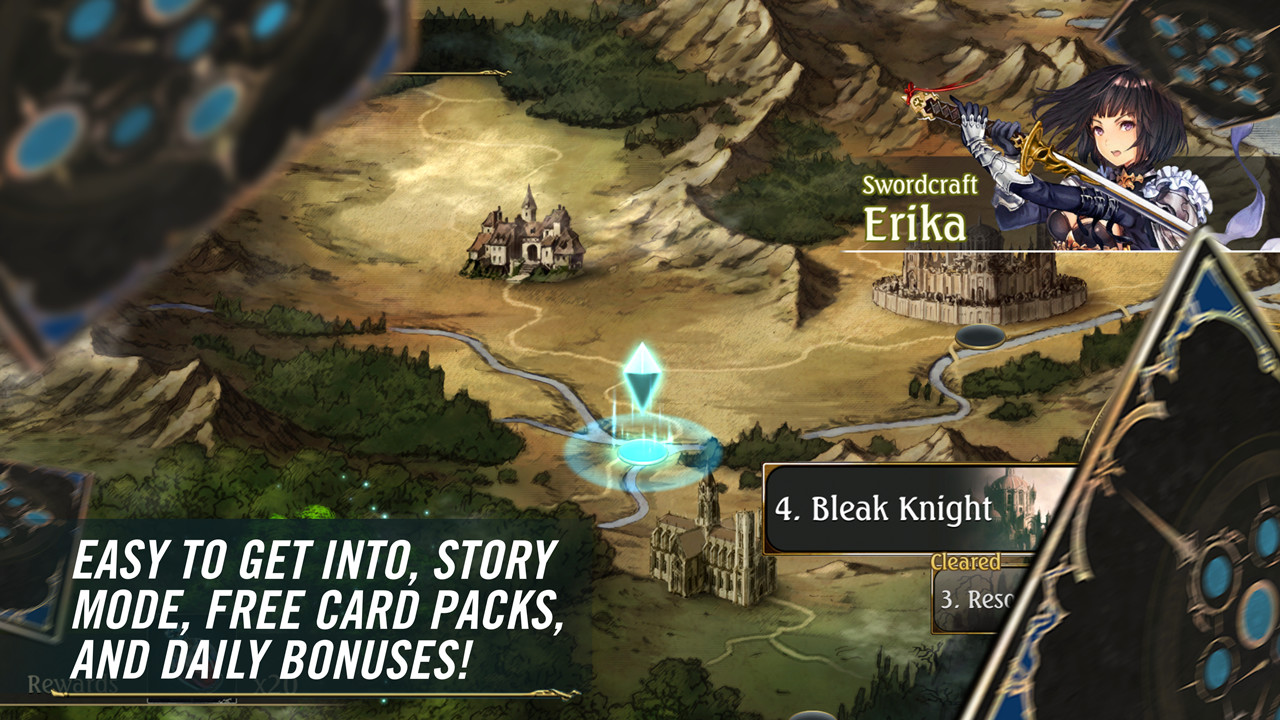 Shadowverse CCG on Steam