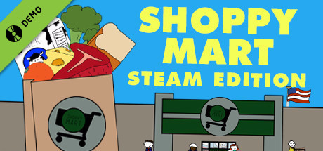 Shoppy Mart: Steam Edition Demo