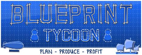 Blueprint Tycoon - 蓝图大亨