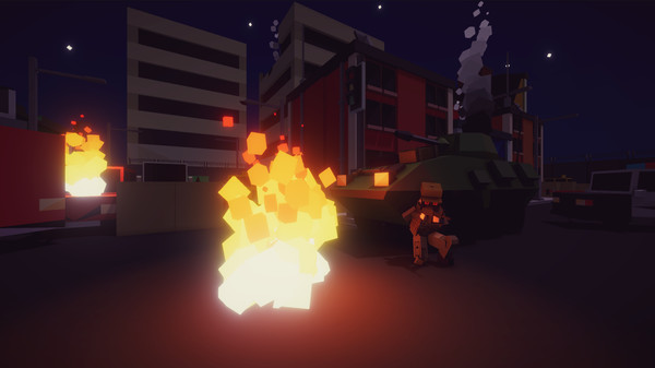 KHAiHOM.com - Voxel Warfare Online