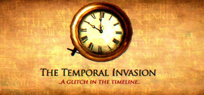 The Temporal Invasion cover art