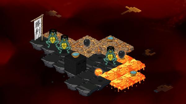 Скриншот из A Tofu Tail