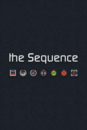 [the Sequence] poster image on Steam Backlog