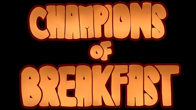 Champions of Breakfast logo