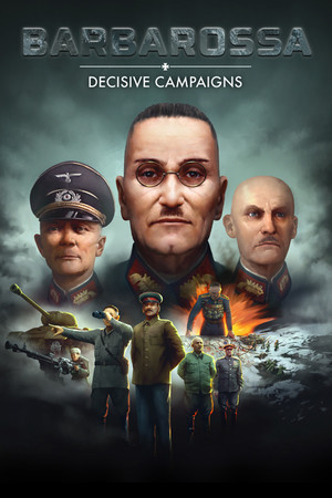 Decisive Campaigns: Barbarossa poster image on Steam Backlog