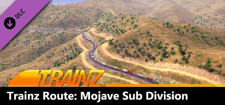 Trainz Route: Mojave Sub Division