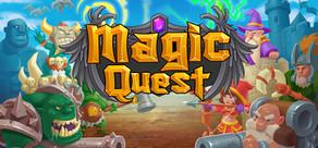 Magic Quest cover art