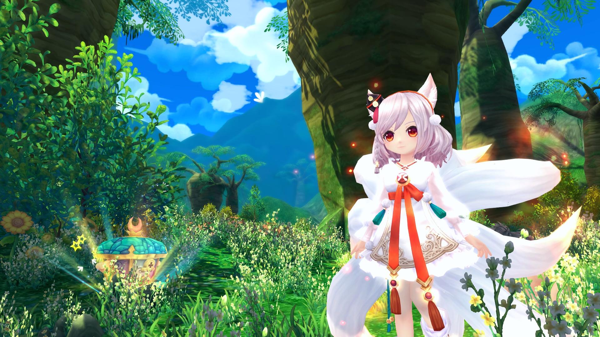 Virtual dating game anime saga