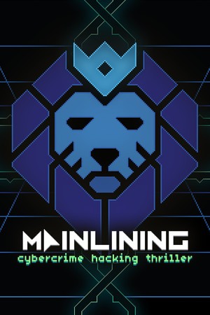 Mainlining poster image on Steam Backlog