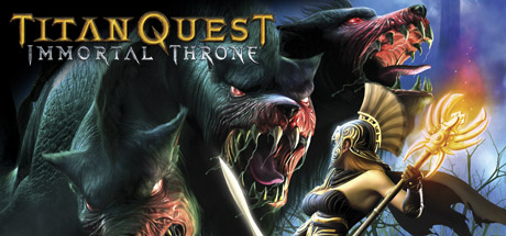 Titan Quest - Immortal Throne