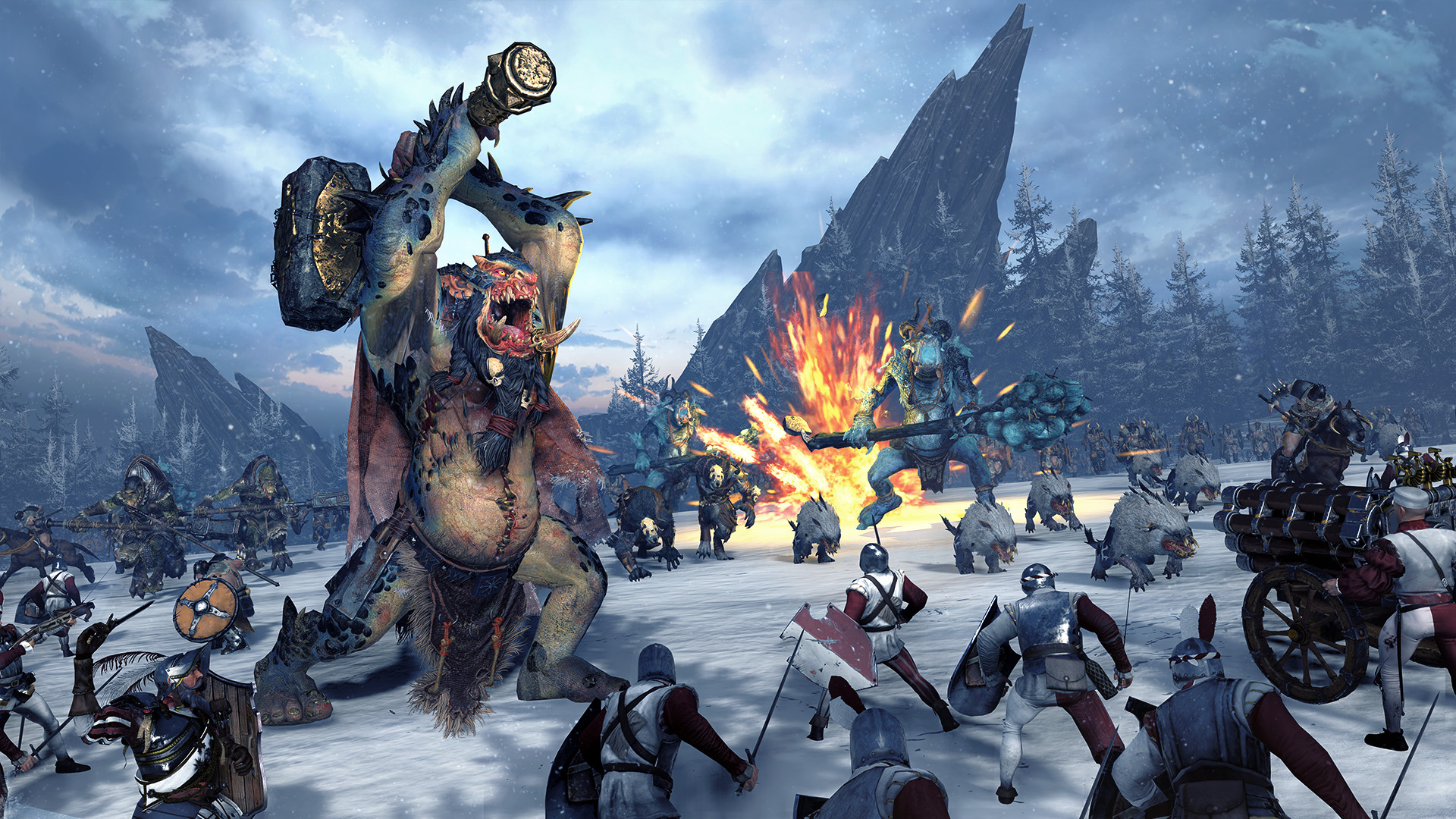 Total War: WARHAMMER - Norsca Download