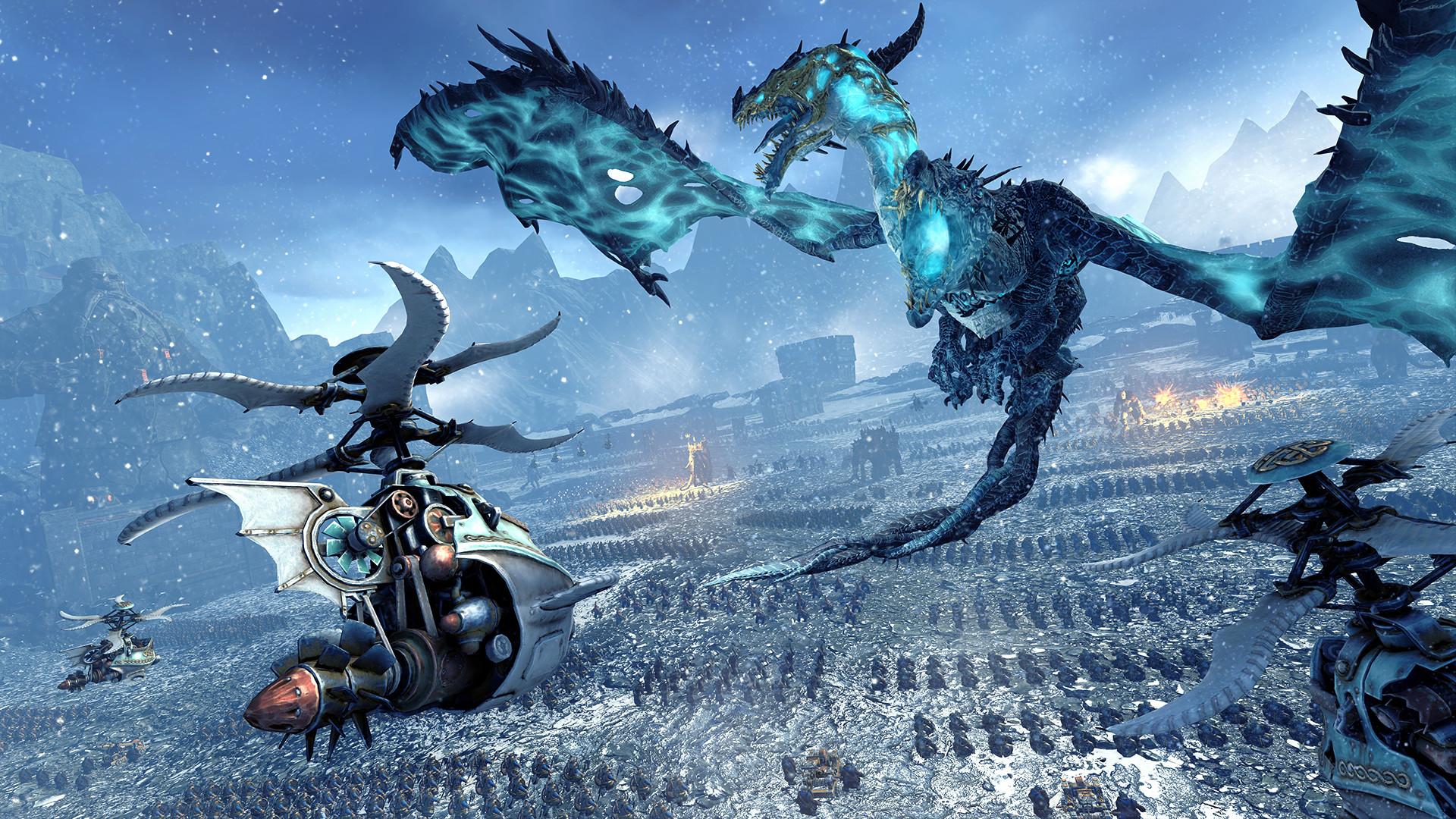 Total War WARHAMMER Norsca torrent download - Steam DLC RePack
