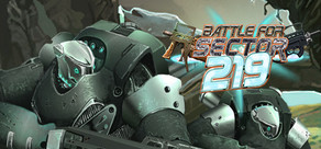 The Battle for Sector 219 cover art