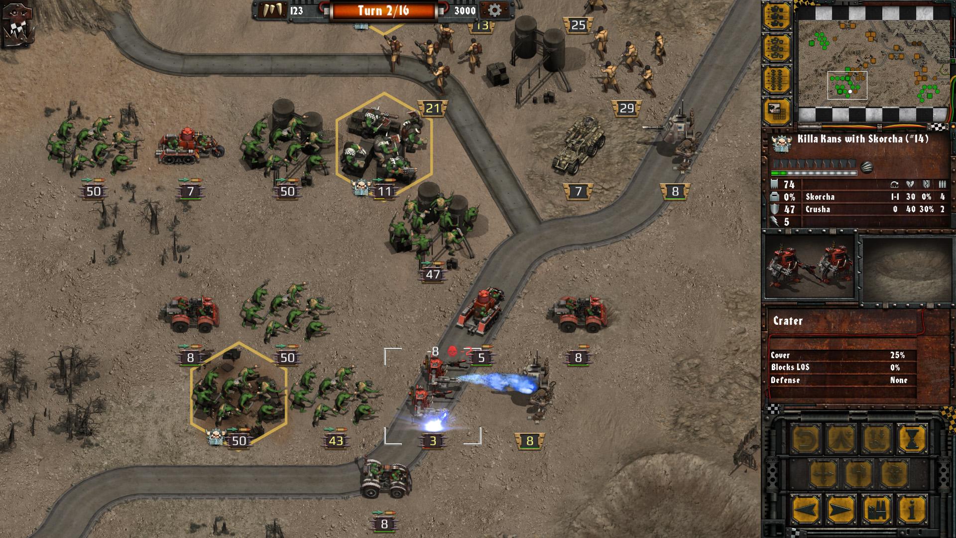 Warhammer 40,000: Armageddon - Da Orks Screenshot 1