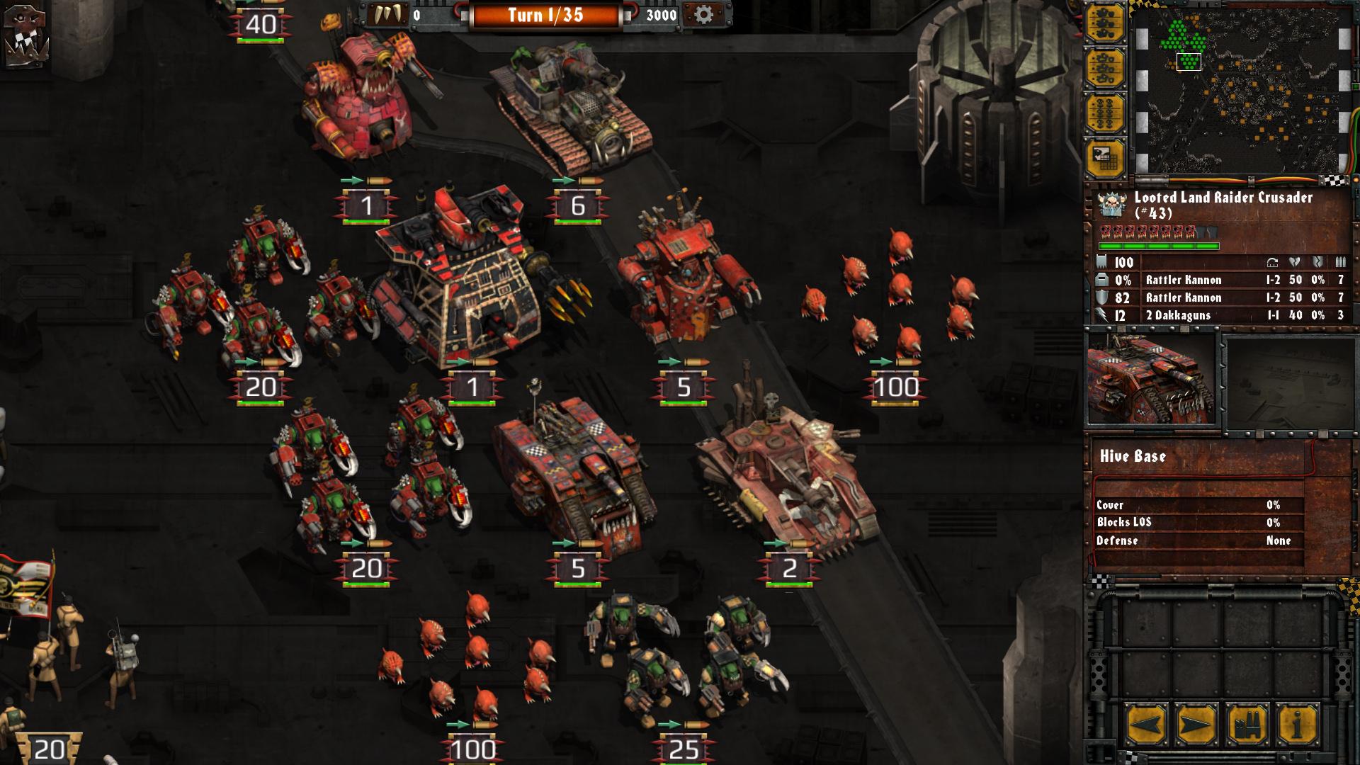 Warhammer 40,000: Armageddon - Da Orks Screenshot 2