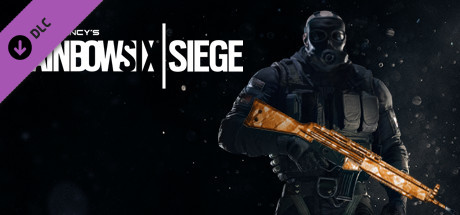 Tom Clancy's Rainbow Six Siege - Topaz Weapon Skin