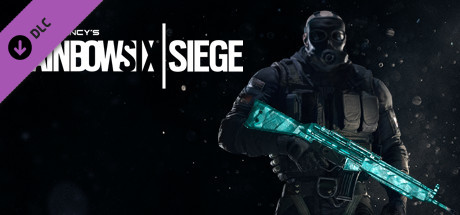 Tom Clancy's Rainbow Six Siege - Cyan Weapon Skin