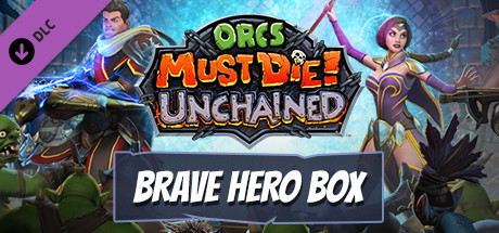 Orcs Must Die! Unchained - Brave Hero Box
