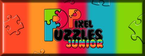 Pixel Puzzles Junior - 像素拼图 入门