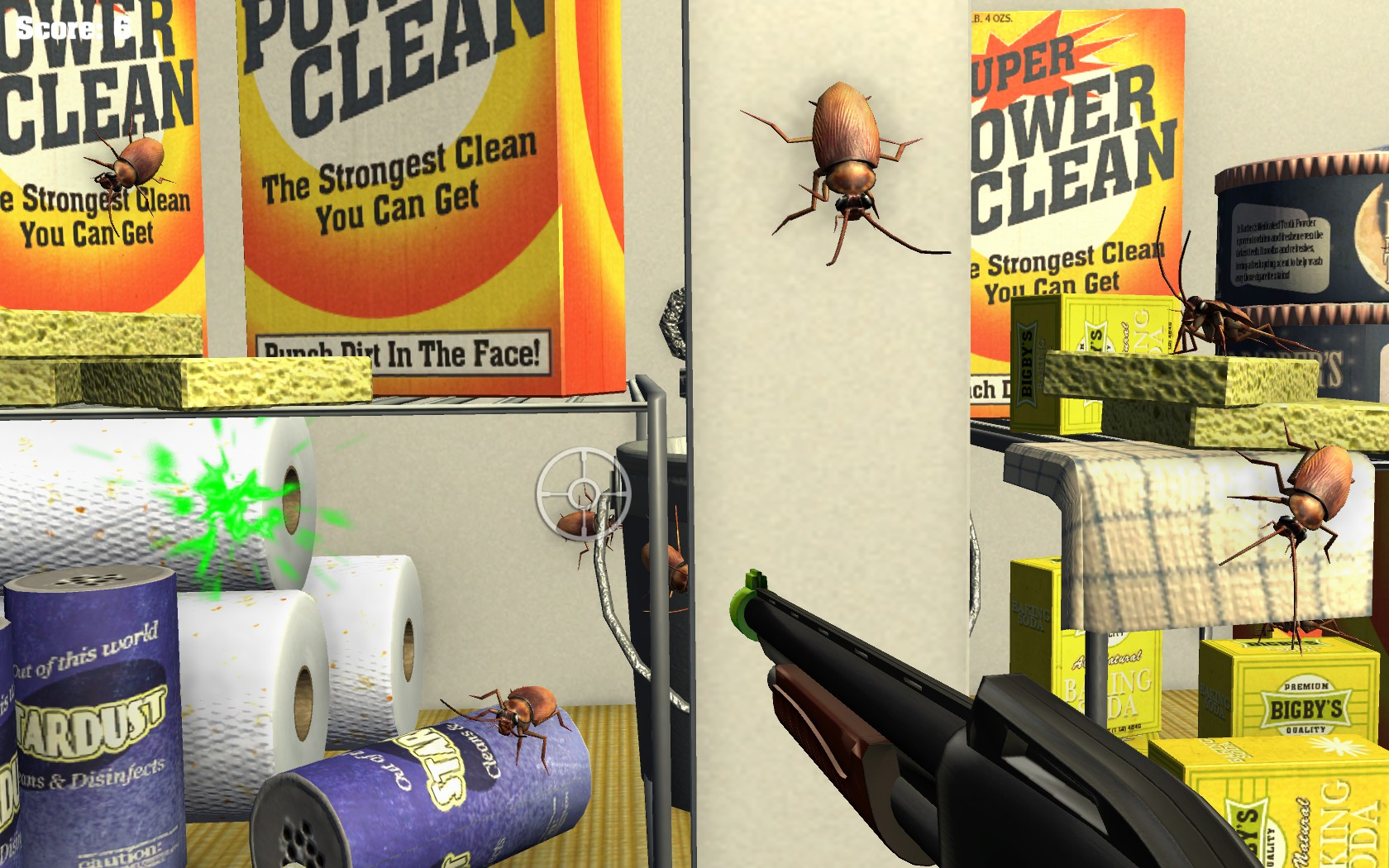 Big Buck Hunter Arcade Screenshot 2