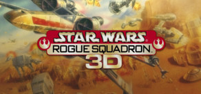 STAR WARS™: Rogue Squadron 3D cover art