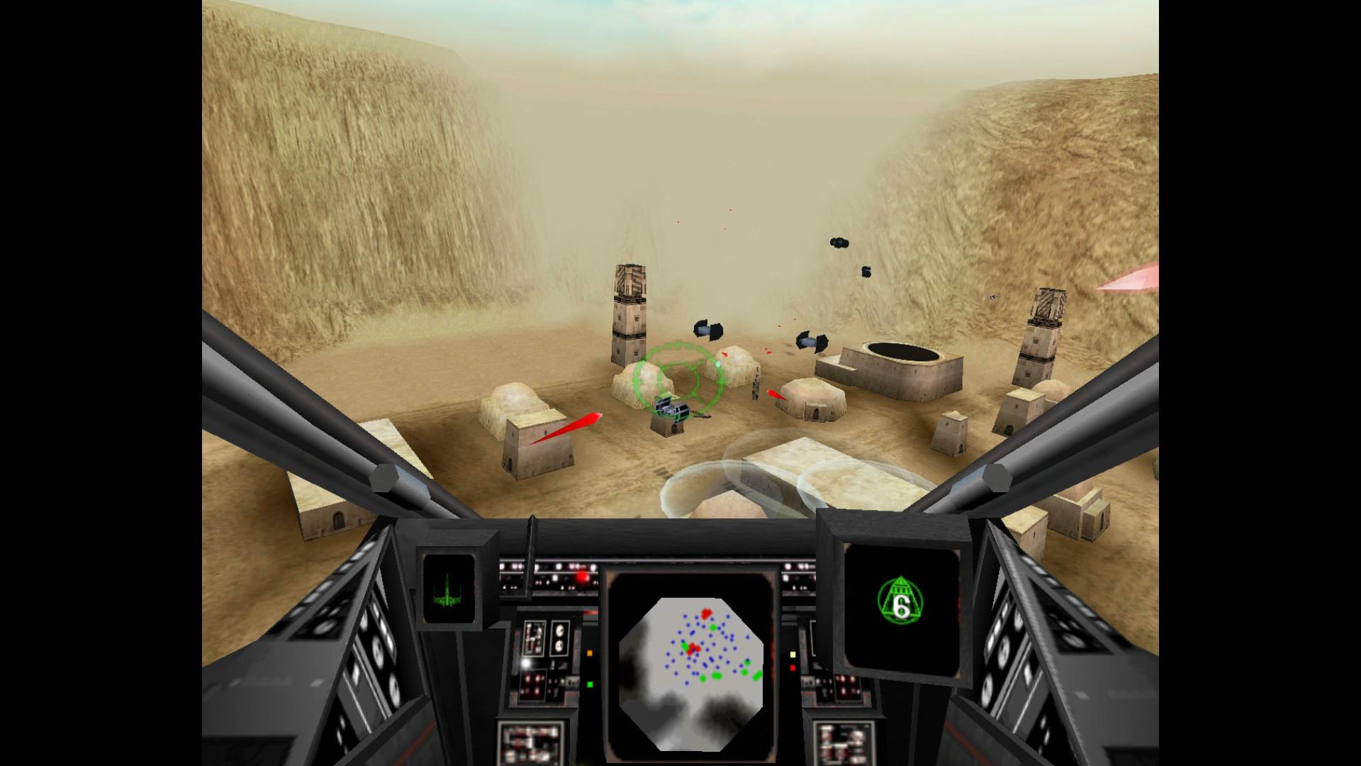 STAR WARS™: Rogue Squadron 3D