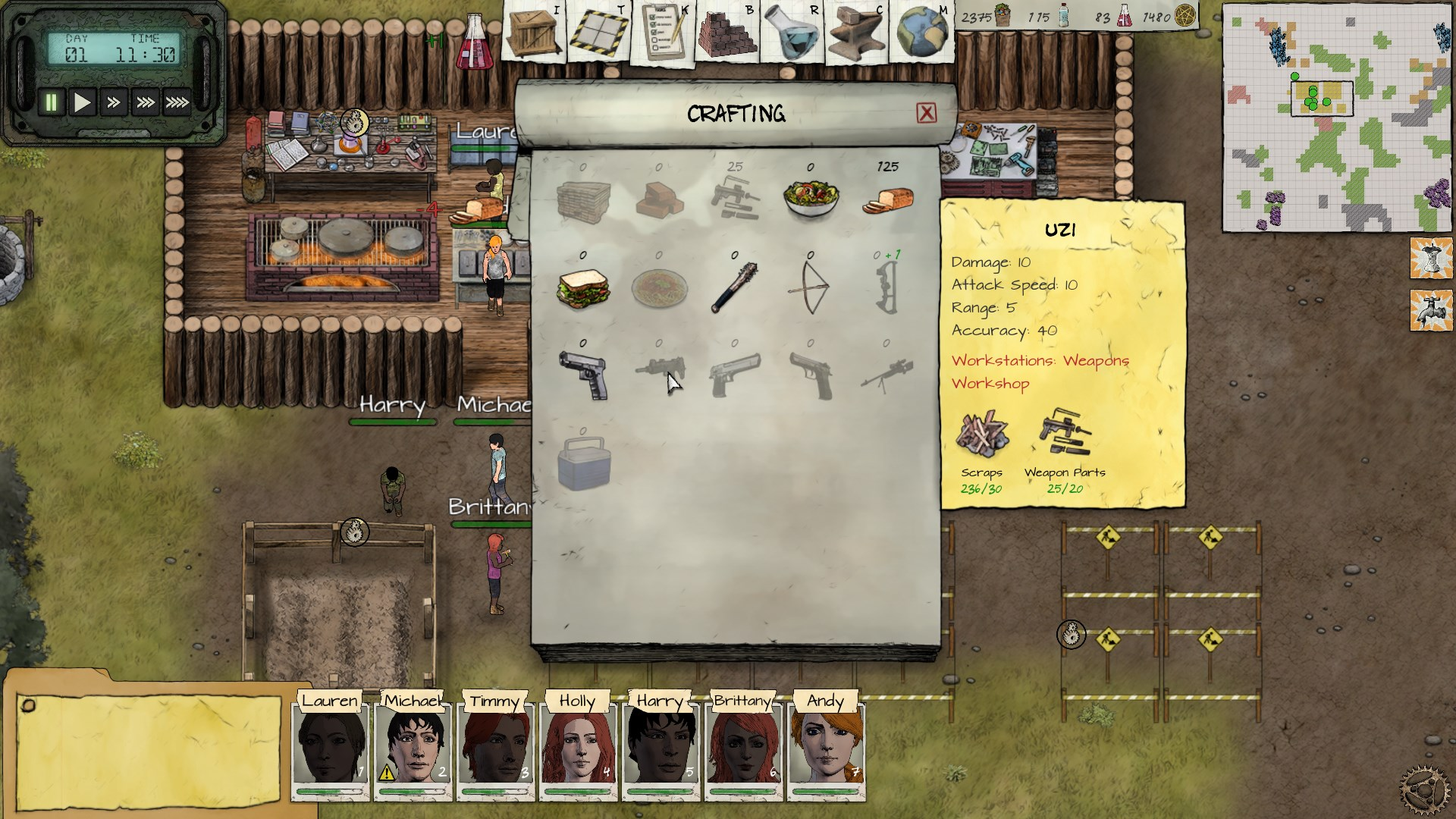 Judgment: Apocalypse Survival Simulation Screenshot 1