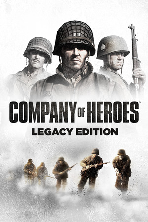 Company of Heroes - Legacy Edition poster image on Steam Backlog
