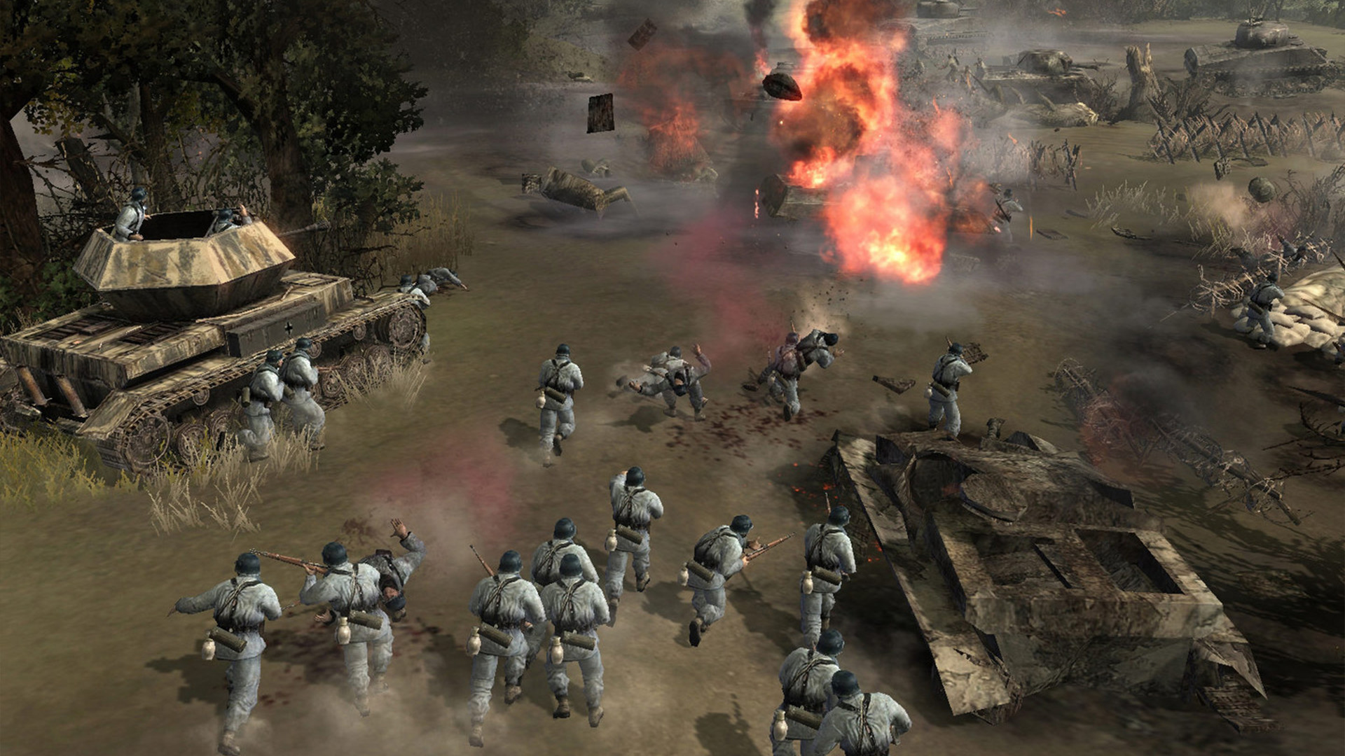 Company Of Heroes Legacy Edition On Steam