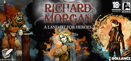 A Land Fit For Heroes cover art