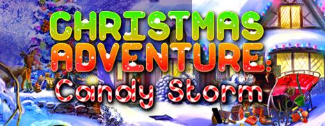 Christmas Adventure: Candy Storm - 圣诞历险:糖果风暴