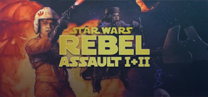STAR WARS™: Rebel Assault I + II cover art