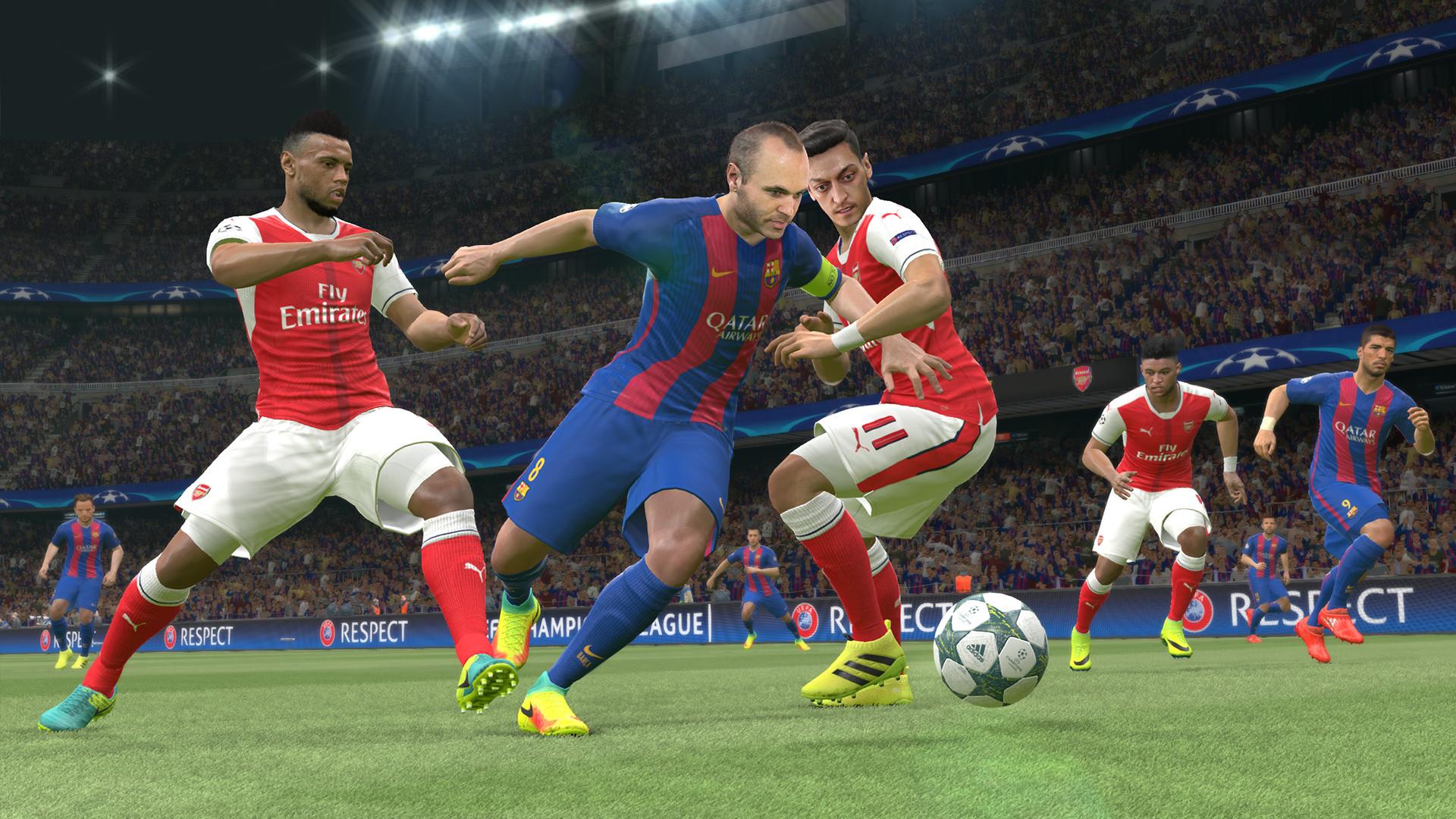 تحميل لعبة Evolution Soccer 2017