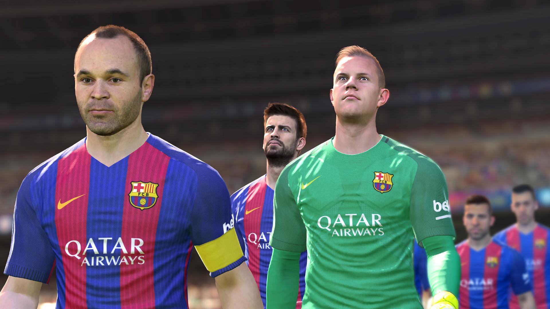 Pro Evolution Soccer 2017 Resimleri