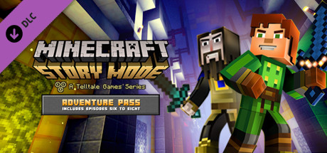 This content requires the base game Minecraft Story Mode , A Telltale  Games Series on Steam in order to play.