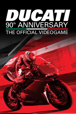 DUCATI - 90th Anniversary poster image on Steam Backlog
