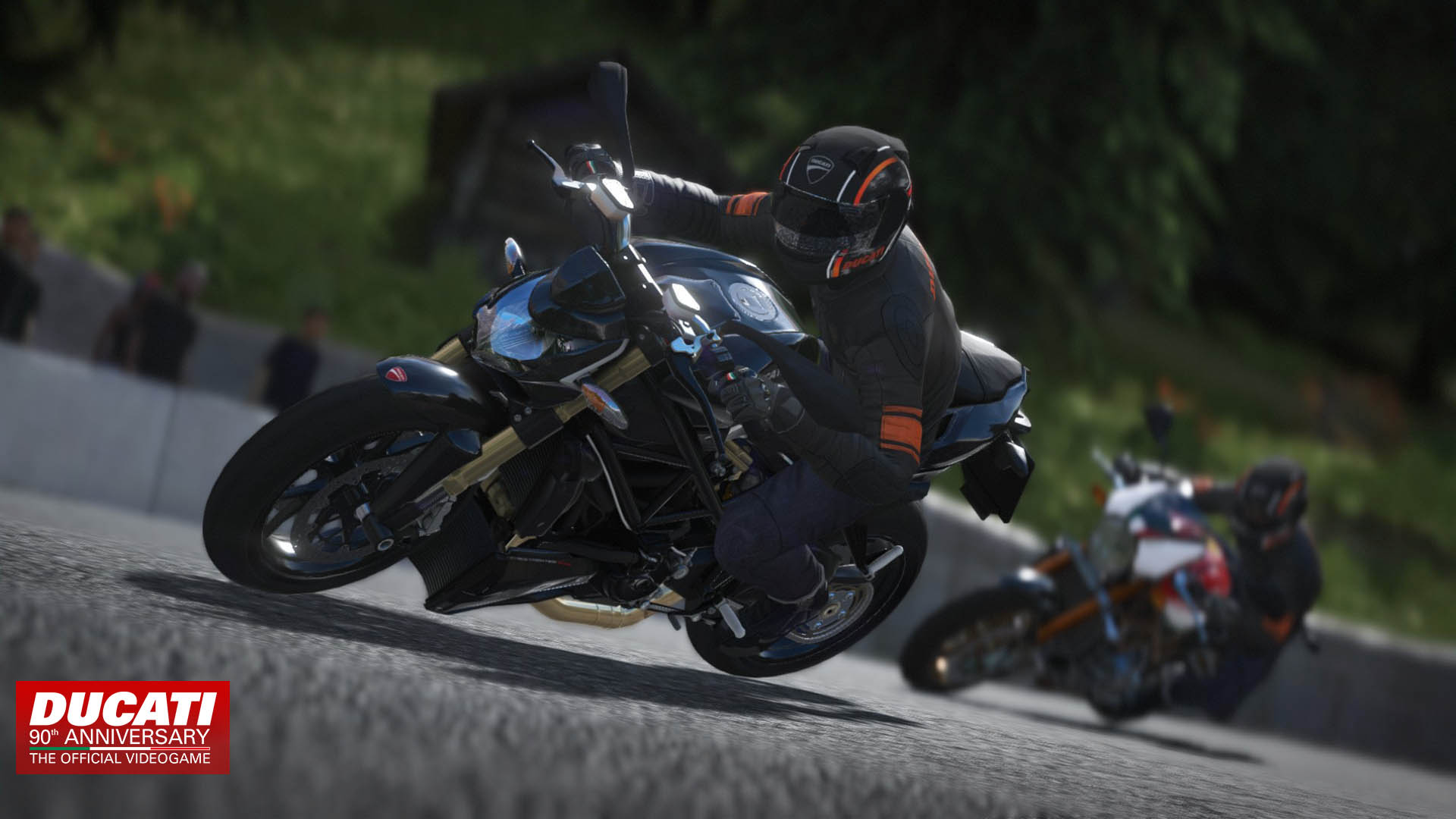 DUCATI - 90th Anniversary Screenshot 1