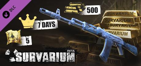 Survarium - AKM 'Avenger' Pack