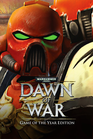 Warhammer 40,000: Dawn of War - Game of the Year Edition poster image on Steam Backlog