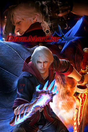 Devil May Cry 4 poster image on Steam Backlog