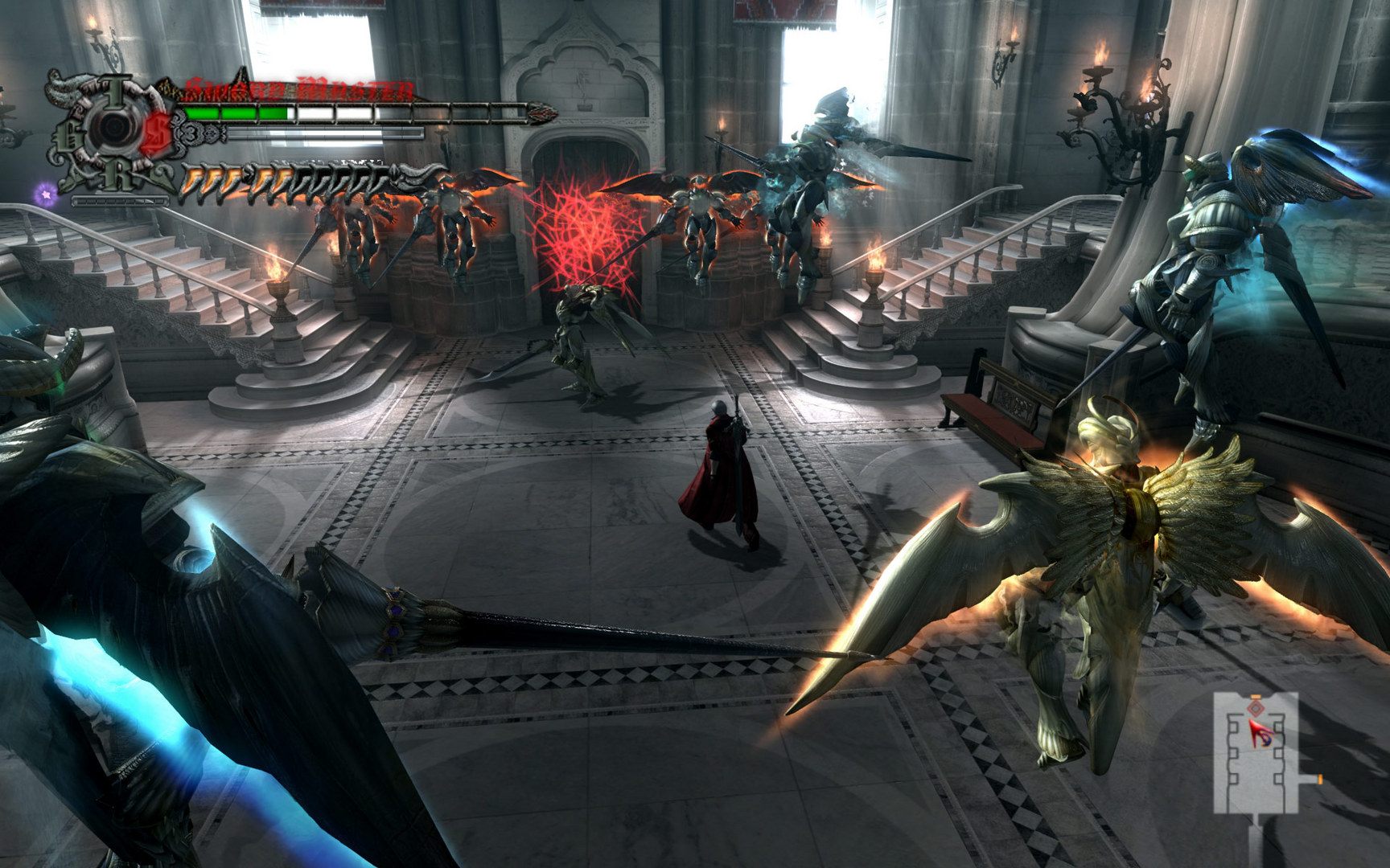 Devil May Cry 4-RELOADED
