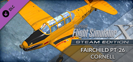 FSX: Steam Edition - Fairchild PT-26 Cornell Add-On