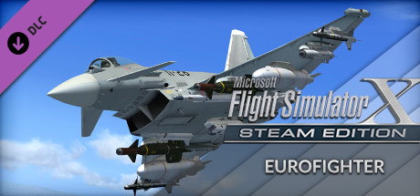 FSX: Steam Edition - Eurofighter Add-On