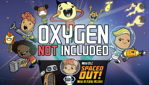 Oxygen Not Included (tuxdb com)