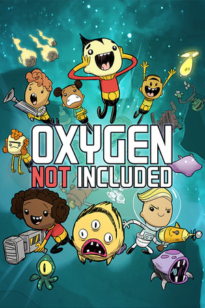 Oxygen Not Included poster image on Steam Backlog