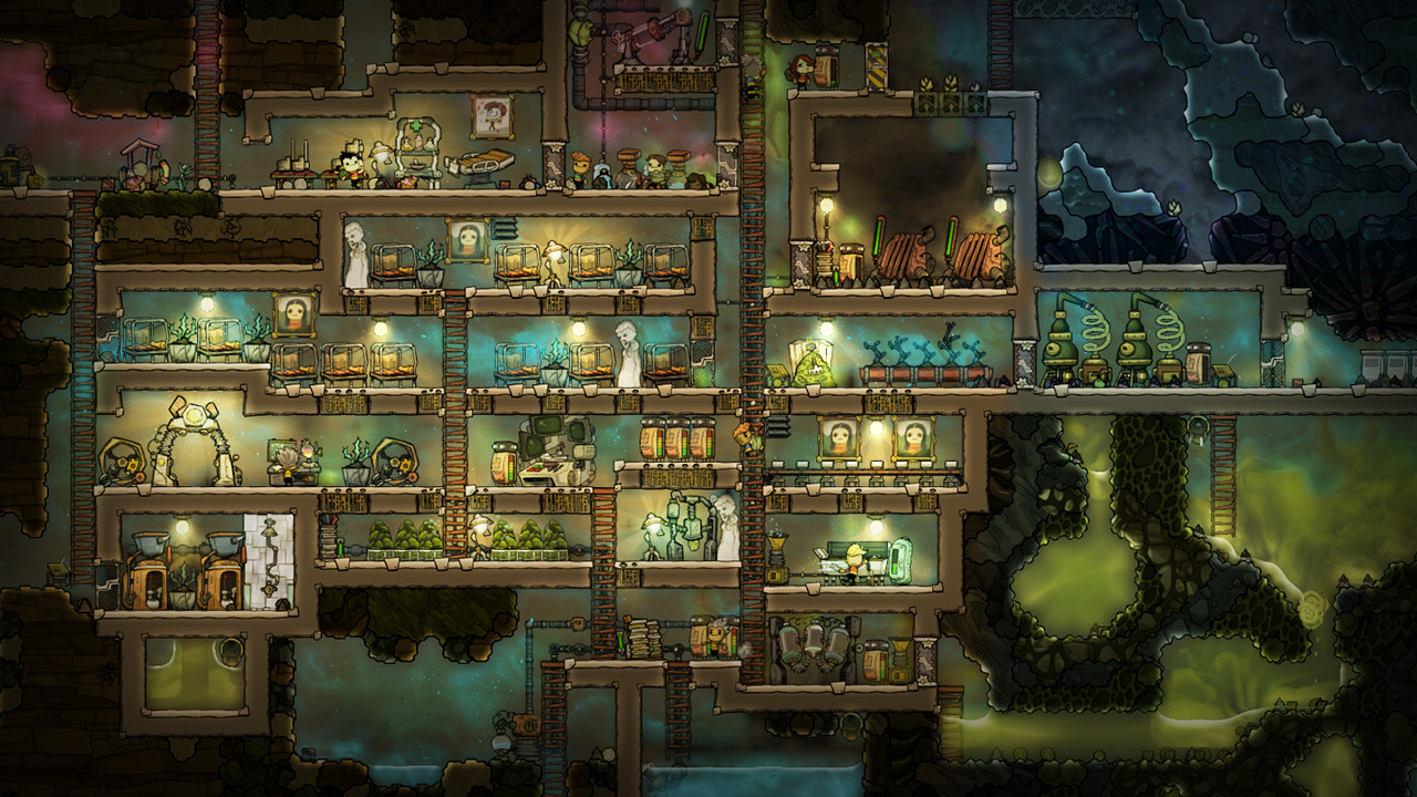 oxygen not included free download 2018