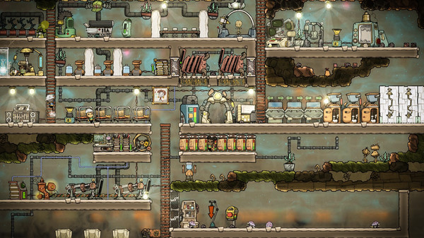 Oxygen Not Included Free Steam Key 1