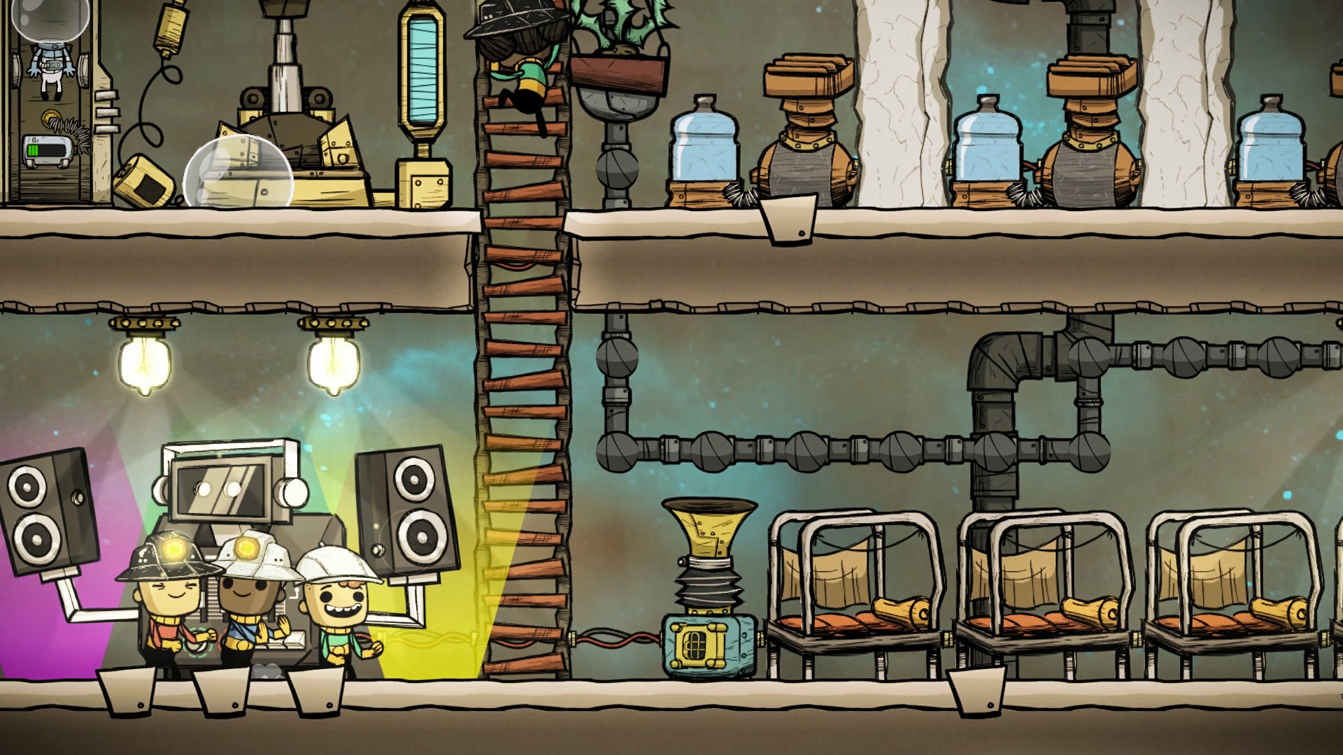 Oxygen Not Included · AppID: 457140