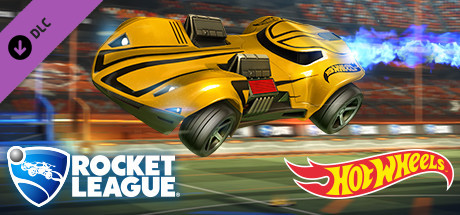 Rocket League® - Hot Wheels® Twin Mill™ III